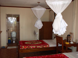chambre royal beach hotel ngapali