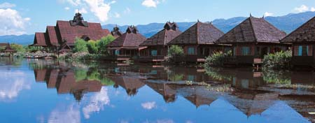 The Hotel Is Requiring A 20 Depos For Any Booking This Deposit Not Refundable Chalets Lake View From Inle