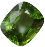 peridot from  mogok