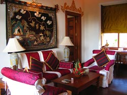 suite tharabar gate hotel in Bagan